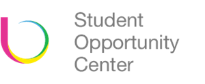 Student Opportunity Center link