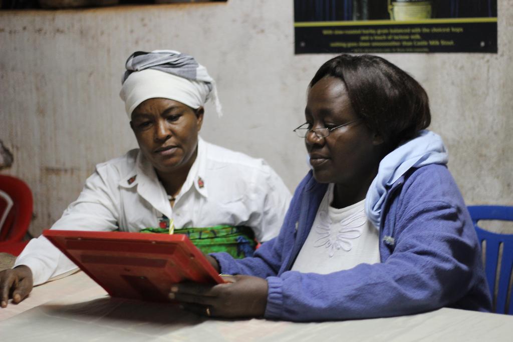 Healthcare professionals in Tanzania