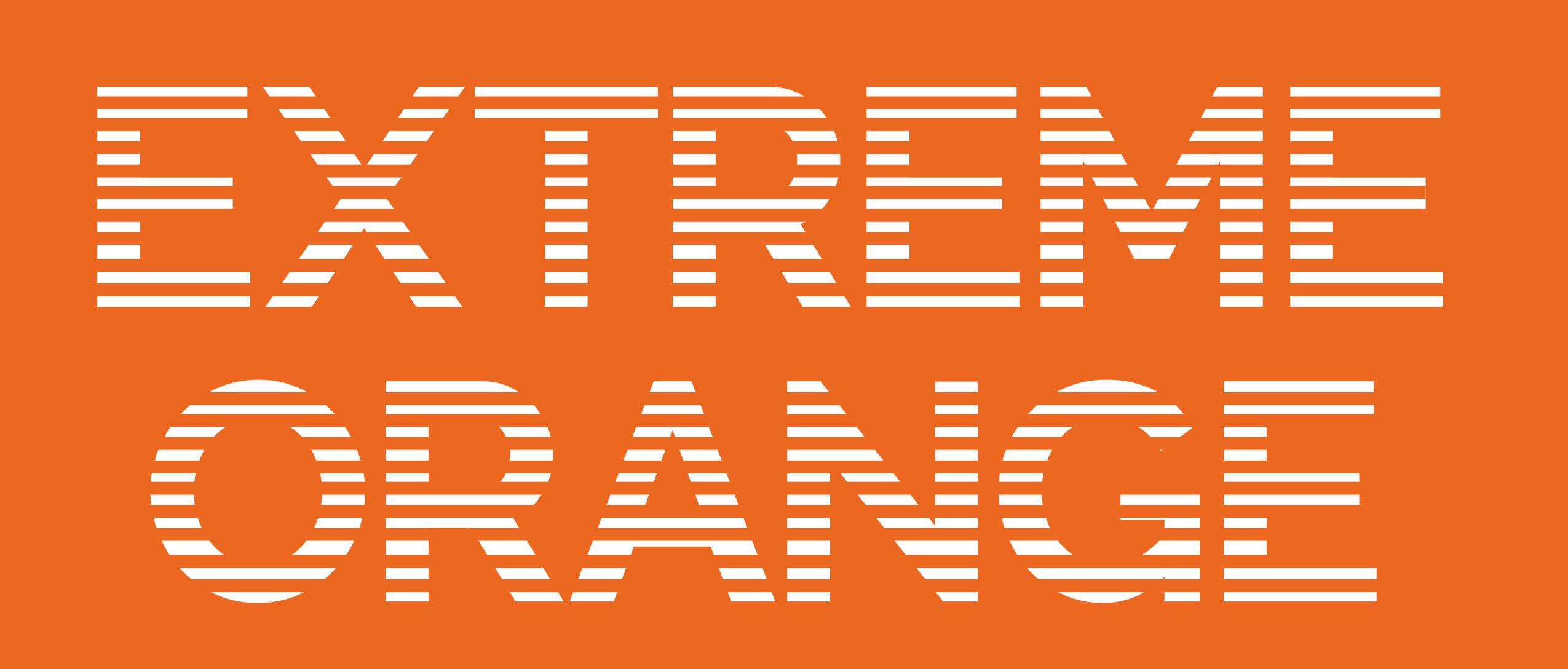 Extreme Orange logo